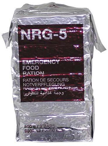 24x rations notverpflegung nrg-5 Survival 500 G 9 Loquet rations 24x crises survivalnahrung b9cf12