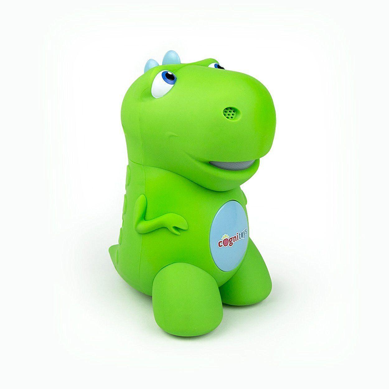 Cognitileksaker Dino ungar Cognitive Electronic Learning leksak fri Shipping ORIGINAL New
