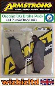 Armstrong Front GG Brake Pad Suzuki GR 650 Tempter 1983 PAD230055