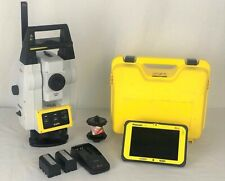 Demo Leica Icr70 5 R500 Robotic Total Station Package