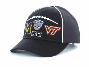 best sneakers ff800 5565a Image is loading Michigan-Wolverines-vs-Virginia-Tech-Hokies-NCAA-Sugar-