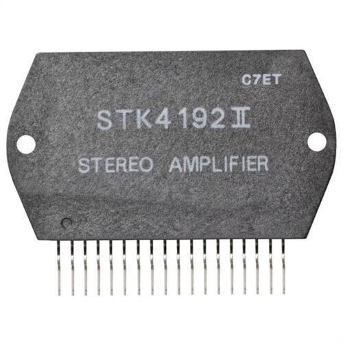 Hybrid-IC STK4192II ; Power Audio Amp