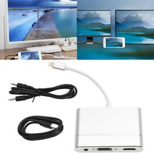 For-Lightning-To-HDMI-TV-VGA-Audio-AV-Adapter-1080p-For-iPhone-x-6-7-Plus-6s-5s