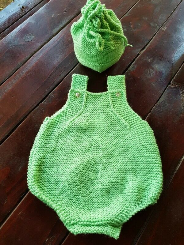 Hand crocheted and knitted baby shawls, security blankets, outfits and more