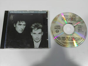 OMD-ORCHESTRAL-MANOEUVRES-IN-THE-DARK-THE-BEST-OF-OMD-CD-1988-DRO-WEST-GERMANY