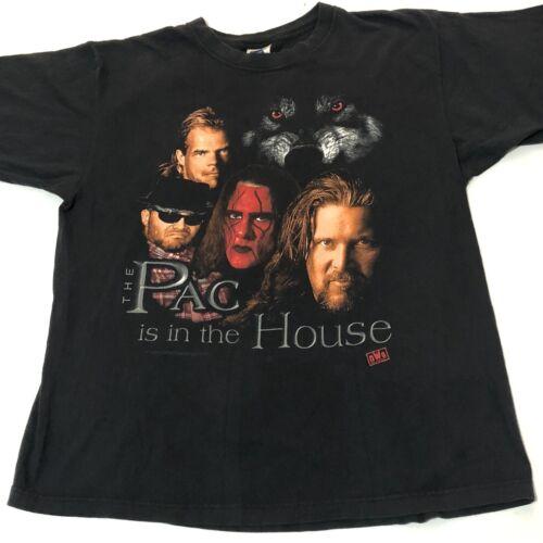 Vintage Nwo T Shirt The Pac Sting Xl
