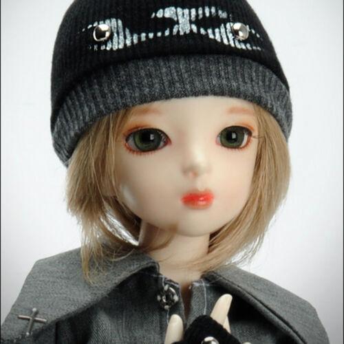 7-8 Kai Beanie Dollmore BJD Black