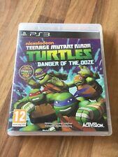 "PS3:    TEENAGE MUTANT NINJA TURTLES ""DANGER OF THE OOZE"""