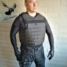 New Bulletproof Vest Level III-A Tactical Body Armor NIJ IIIA