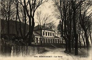 CPA-Hericourt-Hericourt-La-Gare-636525