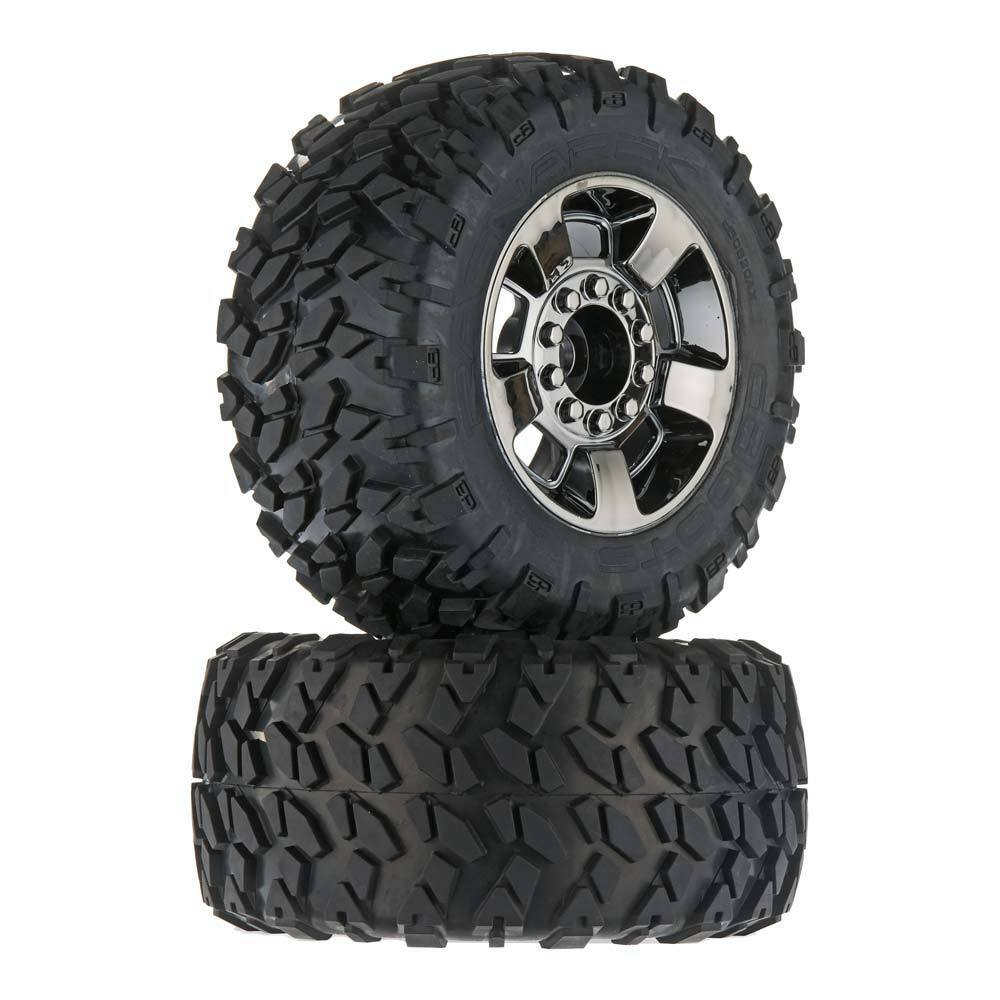 Arrma AR550035 dstivali Ragnarok Tire Wheel Set