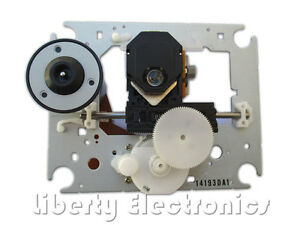 NEW OPTICAL LASER LENS MECHANISM for NAC C515BEE Player