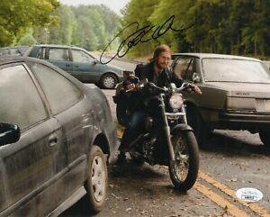 Austin-Amelio-Autograph-Signed-8x10-Photo-The-Walking-Dead-034-Dwight-034-JSA-COA