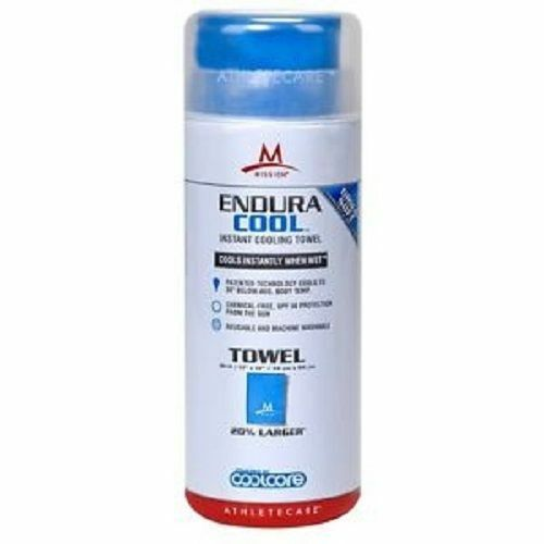 Mission EnduraCool Instant Cooling Towel Endura Cool Large