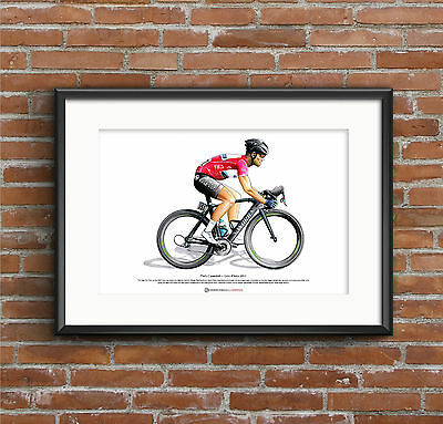 Mark Cavendish - Giro d'Italia 2013 ART POSTER A3 size