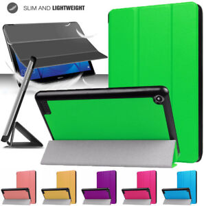 Smart-Flip-Leather-Case-Cover-For-Tab-Amazon-Kindle-Fire-HD-10-034-7th-Generation