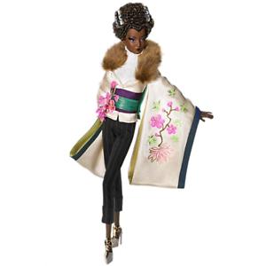 oro Label Byron Lars Ayako Jones Muñeca Barbie Collector AA