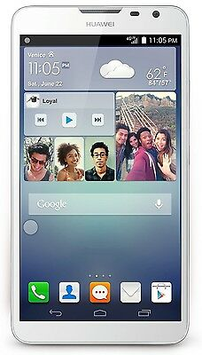 New HUAWEI Ascend Mate 2 MT2-L03 16GB Unlocked GSM 4G LTE Cell Phone - White