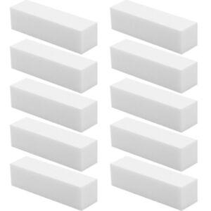 10x-WHITE-ACRYLIC-NAIL-TIPS-BUFFER-BUFFING-SANDING-BLOCK-FILES-MANICURE-SALON