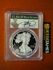 2016-W-PROOF-SILVER-EAGLE-PCGS-PR70-CLEVELAND-FROM-2019-WEST-POINT-MINT-HOARD