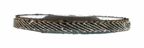 """Flap Disc 4-1//2/"""" x 7//8/"""" Sanding // Grinding Wheel T29 Zirconium Oxide"""