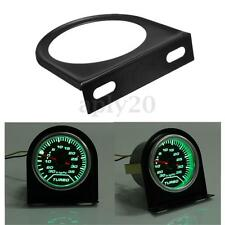 52mm 2 Inch Universal Car Black Duty Gauge Meter Dash Mount Pod Holder Cup US