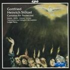 Cantatas For Pentecost Remy Mields Wolfel Kobow 0761203987627 CD