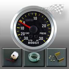 "Boost turbo gauge interior dash mount panel  52mm 2"" PSI"