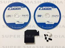 Swap Magic 3.8 PS2 PAL CD, DVD + Tools Playstation 2 SwapMagic Coder 3 - NEW