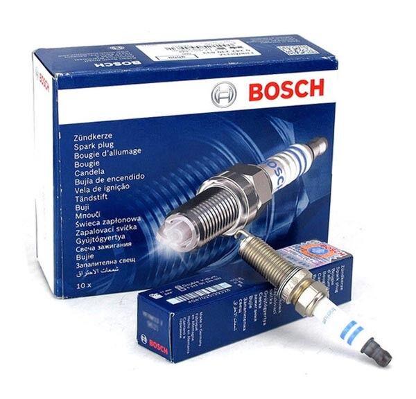 Set of 4 Bosch Diesel Heater Glow Plugs 0250202041 - GENUINE - 5 YEAR WARRANTY