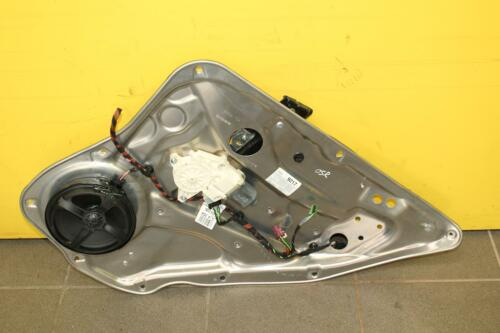0714 MERCEDES C CLASS C63 AMG W204 RIGHT OS REAR WINDOW REGULATOR A2048200642