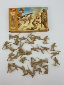Airfix-British-Eighth-Army-Model-Vintage-Military-Series-Army-Toys-Soldiers