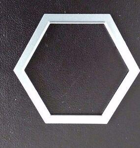 Sizzix-Die-Cutter-HEXAGON-SHAPE-4-25cm-x-5cm-Thinlits-fits-Big-Shot-Cuttlebug