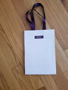 0324f9c4210b Auth.Vintage*Prada*Pink Paper Shopping Gift Bag,(Small) from Capri ...