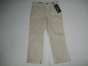 VINEYARD-VINES-Cotton-Twill-CLUB-Stone-Tan-PANTS-Slacks-Boys-Size-6-NEW