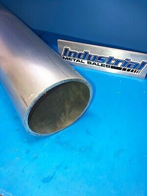 """1/"""" OD x 12/""""-Long x 1//4/"""" Wall 6061 T6511 Aluminum Round Tube--/>3 Pack Combo"""