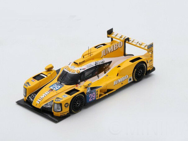Spark Model 1 43 S5816 Dallara P217 Gibson th Le Mans 2017 Barrichello NEW