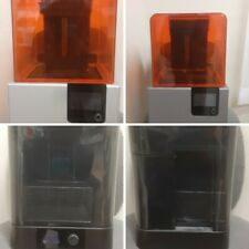 Lot Of 2 Formlabs 3d Form2 Dental Printers Formcure Amp Formwash Units