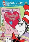 Hurray It's Valentine's Day 0843501004197 With Cat in The Hat Knows DVD