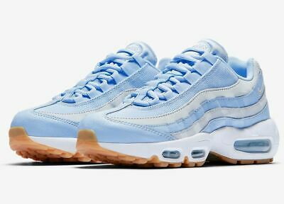 Nike Air Max 95 Hellblau Babyblau royal tint Damen 307960 403 38,5 UK5 US7.5 | eBay