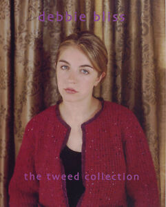 Debbie-Bliss-The-Tweed-Collection-Pattern-Book