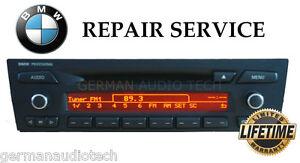 BMW-CD73-PROFESSIONAL-RADIO-CD-PLAYER-E88-E82-128i-135i-PIXEL-REPAIR-SERVICE