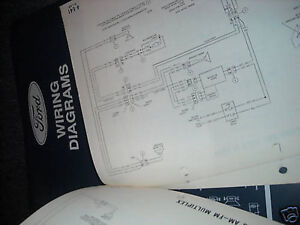 1994 LINCOLN TOWN CAR FACTORY WIRING DIAGRAMS SCHEMATICS ...