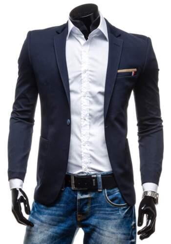 Veste De Sport Veste Classic Slim Fit Jacket Sweatjacke Blazer Messieurs Mix BOLF 4d4 Casual