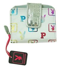 *NEW* Playboy White Purse with Bunny Logos