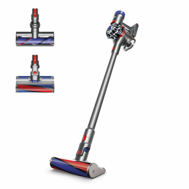 Dyson V8 Animal Vacuum Cleaner - Iron / Nickel