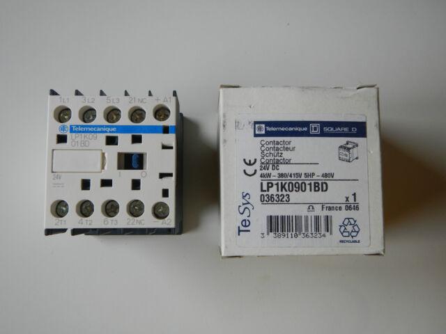 Schneider Electric Schütz LP1K0901BD 9A