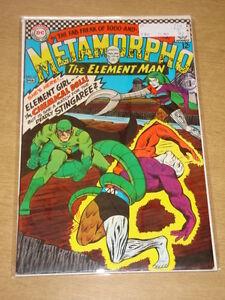 METAMORPHO-10-VF-8-0-DC-COMICS-FEBRUARY-1967