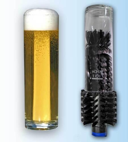 Delfin Kölschglas Mittelbürste für Gläserspülgerät 2100-3100 für Kölsch Gläser