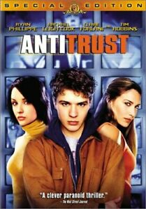 Brand-New-WS-DVD-Antitrust-Special-Edition-Ryan-Phillippe-Tim-Robbins-Claire-F